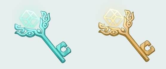 llaves para abrir santuarios