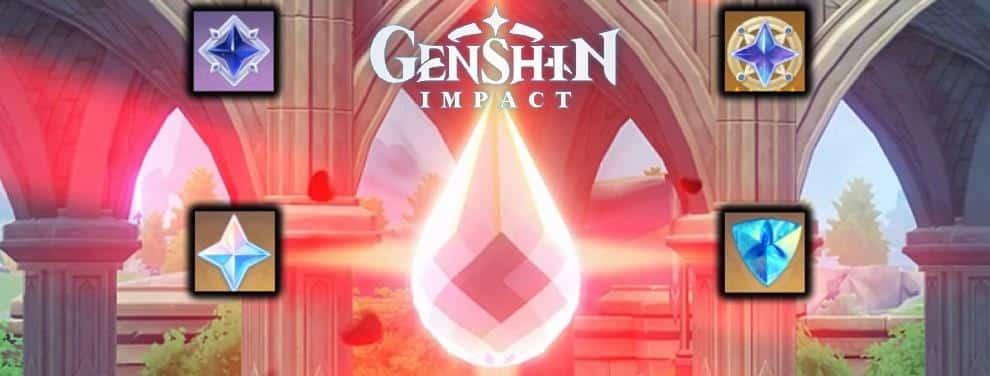 Comprar monedas y precios en la tienda de Genshin Impact
