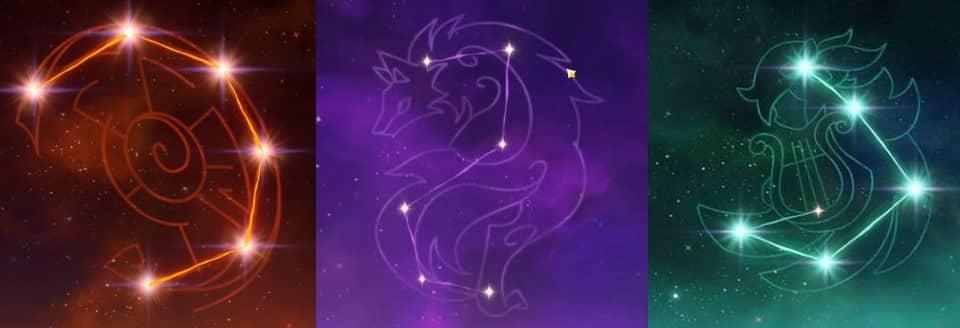 Aprende a desbloquear constelaciones