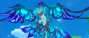 región Dragonspine de Genshin Impact