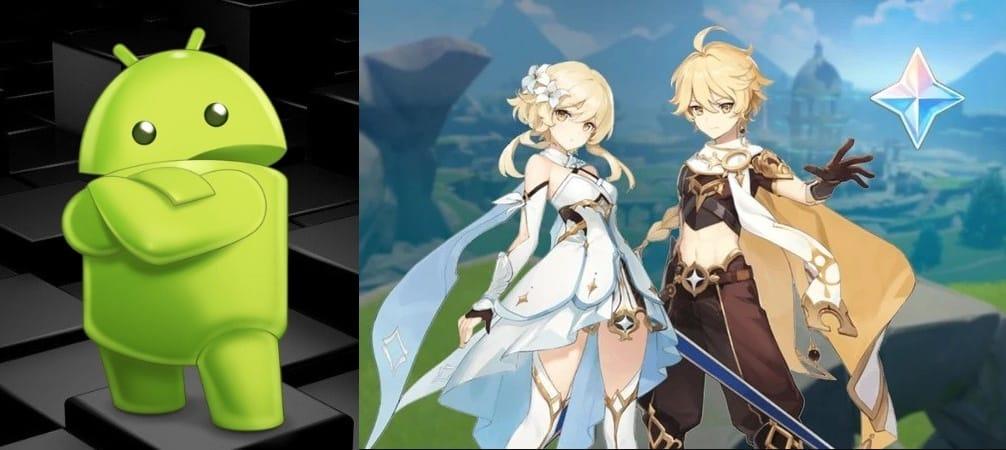 Genshin Impact en versión Android