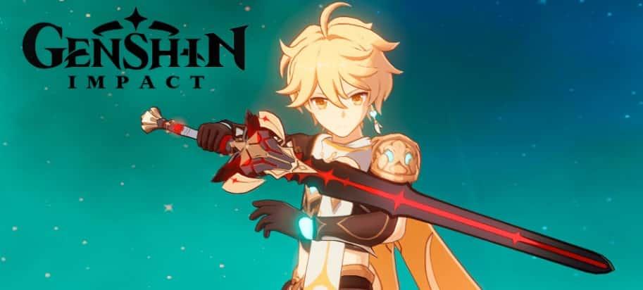 Armas en GenShin IMPACT: espadas