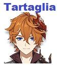 Personajes de nivel S - Tartaglia